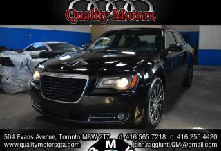 Used 2013 Chrysler 300 S AWD for sale in Etobicoke, ON