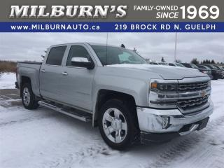 Used 2017 Chevrolet Silverado 1500 LTZ / 4X4 for sale in Guelph, ON