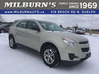 Used 2013 Chevrolet Equinox LS for sale in Guelph, ON