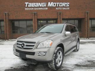 Used 2009 Mercedes-Benz GL-Class GL450 | PANO ROOF | NAVIGATION | 7 PASSENGER for sale in Mississauga, ON