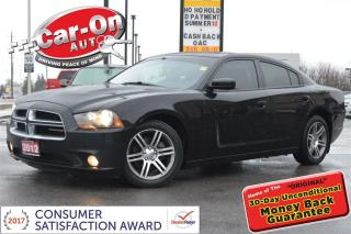Used 2012 Dodge Charger SXT SUNROOF HTD SEATS ALPINE AUDIO REMOTE START for sale in Ottawa, ON
