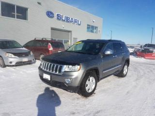Used 2013 Jeep Grand Cherokee Laredo for sale in Dieppe, NB