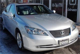Used 2009 Lexus ES 350 for sale in Etobicoke, ON