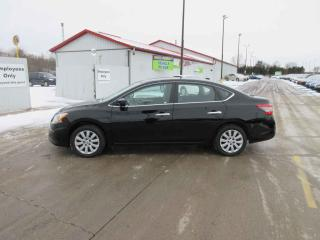 Used 2014 Nissan Sentra S FWD for sale in Cayuga, ON