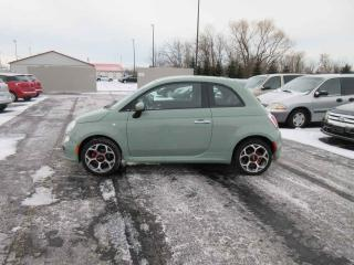 Used 2016 Fiat 500 SPORT FWD for sale in Cayuga, ON