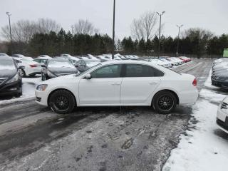 Used 2014 VW PASSAT 1.8T FWD for sale in Cayuga, ON