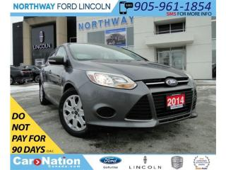 Used 2014 Ford Focus SE | LOW KM | BLUETOOTH | HEATED SEATS | for sale in Brantford, ON
