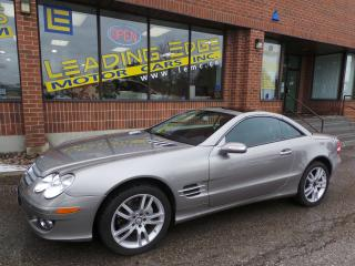 Used 2008 Mercedes-Benz SL-Class 550 Roadster, Premium Package for sale in Woodbridge, ON