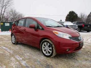 Used 2014 Nissan Versa Note 1.6 SL for sale in Kingston, ON