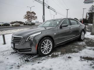 Used 2016 Cadillac CT6 1SB, AWD, 3.6 V6, 19