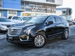 Used 2017 Cadillac XT5 LUXURY PKG, FWD,SUNROOF, NAV, PERFECT CONDITION for sale in Ottawa, ON