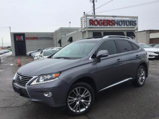 Used 2013 Lexus RX 450h AWD - DVD - NAVI - REVERSE CAM - HYBRID for sale in Oakville, ON