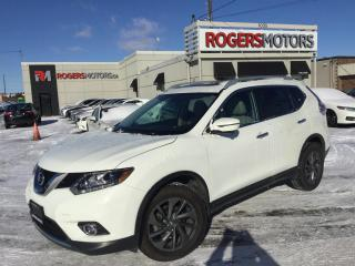 Used 2016 Nissan Rogue SL AWD - NAVI - 360 CAMERA - LEATHER for sale in Oakville, ON