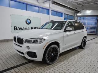 New 2018 BMW X5 xDrive35i for sale in Edmonton, AB