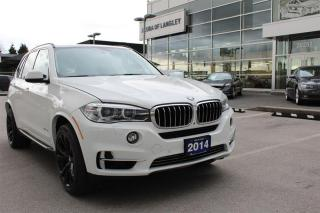 Used 2014 BMW X5 xDrive50i Luxury Line for sale in Langley, BC