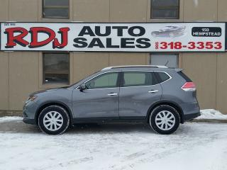 Used 2015 Nissan Rogue S 1 OWNER ACCIDENT FREE. for sale in Hamilton, ON