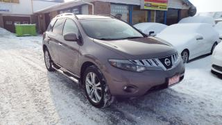 Used 2009 Nissan Murano LE/AWD/BACKUP CAMERA/BLUETOOTH/IMMACULATE $8999 for sale in Brampton, ON