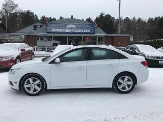 Used 2014 Chevrolet Cruze Diesel | LOADED for sale in Flesherton, ON