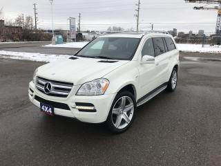 Used 2012 Mercedes-Benz GL350 GL 350 BlueTEC for sale in Brampton, ON