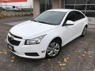 Used 2014 Chevrolet Cruze LT for sale in Brampton, ON