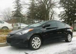 Used 2012 Hyundai Elantra for sale in Scarborough, ON