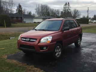 Used 2009 Kia Sportage EX for sale in Scarborough, ON