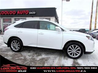 Used 2015 Lexus RX 350 TOURING NAVIGATION CAMERA CERTIFIED 2YR WARRANTY for sale in Milton, ON