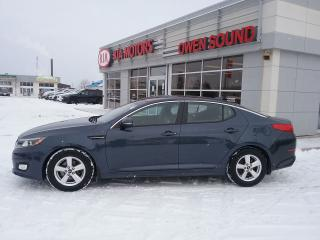 Used 2015 Kia Optima SE for sale in Owen Sound, ON