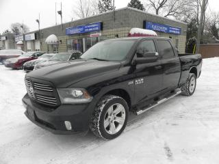 Used 2014 RAM 1500 SPORT * NAV * LEATHER * ROOF for sale in Windsor, ON
