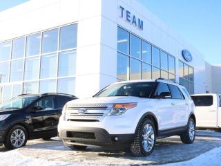 Used 2013 Ford Explorer XLT for sale in Edmonton, AB