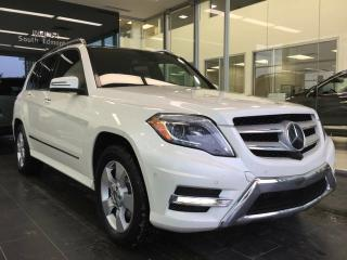 Used 2014 Mercedes-Benz GLK-Class GLK 250 BLUETEC, AWD, NAVI, ACCIDENT FREE for sale in Edmonton, AB