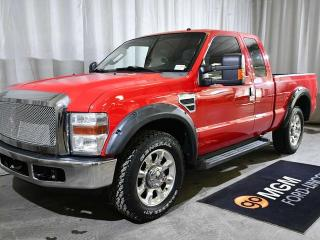 Used 2008 Ford F-250 XLT 4x2 SD Super Cab 142 in. WB for sale in Red Deer, AB