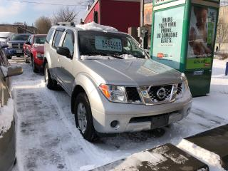 Used 2005 Nissan Pathfinder SE for sale in Toronto, ON