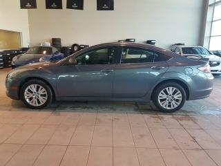 Used 2010 Mazda MAZDA6 GS-V6 - Sunroof, PWR Acc's + Bluetooth! for sale in Red Deer, AB