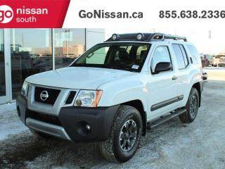 Used 2014 Nissan Xterra PRO-4X: NAVIGATION, LEATHER, SUNROOF for sale in Edmonton, AB