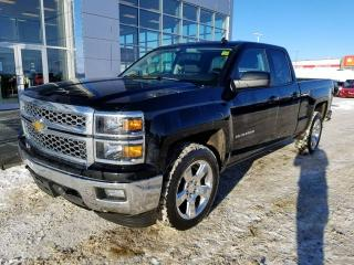 Used 2014 Chevrolet Silverado 1500 1LT for sale in Peace River, AB