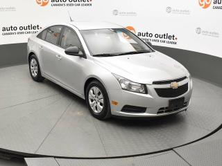 Used 2013 Chevrolet Cruze LS for sale in Red Deer, AB