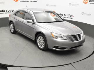 Used 2013 Chrysler 200 Touring for sale in Red Deer, AB