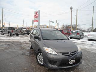 Used 2009 Mazda MAZDA5 4dr Wgn Auto 6 PASSENGERS 4 CYLINDER GAS SAVER NEW for sale in Oakville, ON