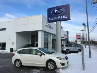 Used 2015 Subaru Impreza Hatchback Touring manuelle for sale in Gatineau, QC