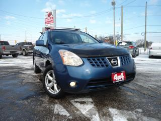 Used 2008 Nissan Rogue SL for sale in Oakville, ON
