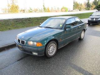 Used 1998 BMW 328i Coupe IS for sale in Surrey, BC