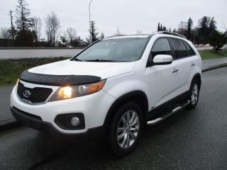 Used 2011 Kia Sorento EX Luxury with 3rd Row for sale in Surrey, BC