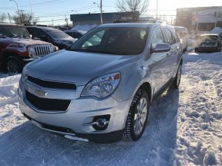 Used 2011 Chevrolet Equinox 2LT for sale in Saint-hyacinthe, QC