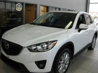 Used 2015 Mazda CX-5 Gt Cuir Toit Camera for sale in Trois-rivieres, QC