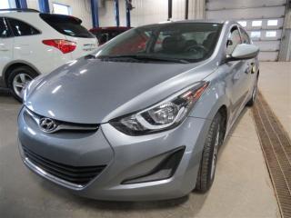 Used 2015 Hyundai Elantra GL for sale in Gatineau, QC
