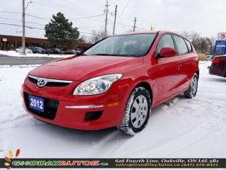 Used 2012 Hyundai Elantra Touring GL|LOW KM|NO ACCIDENT|ALLOYS|POWER|CERTIFIED| for sale in Oakville, ON