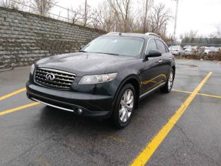 Used 2007 Infiniti FX45 Traction intégrale for sale in Laval, QC