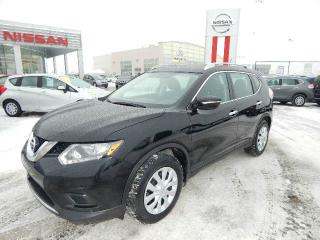 Used 2015 Nissan Rogue 4 portes S, Traction avant for sale in Quebec, QC