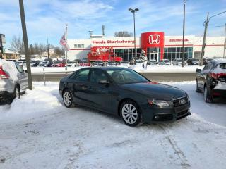 Used 2010 Audi A4 2.0T QUATTRO ***MANUEL*** for sale in Quebec, QC